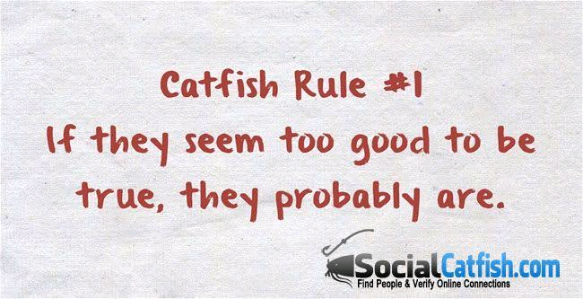 Online Dating: How To Spot A Catfish