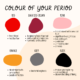 Different Period Blood Colours And What It Says About Your Health