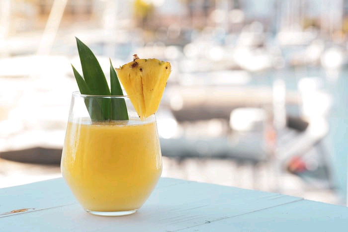 Benefits Of Drinking Pineapple Juice