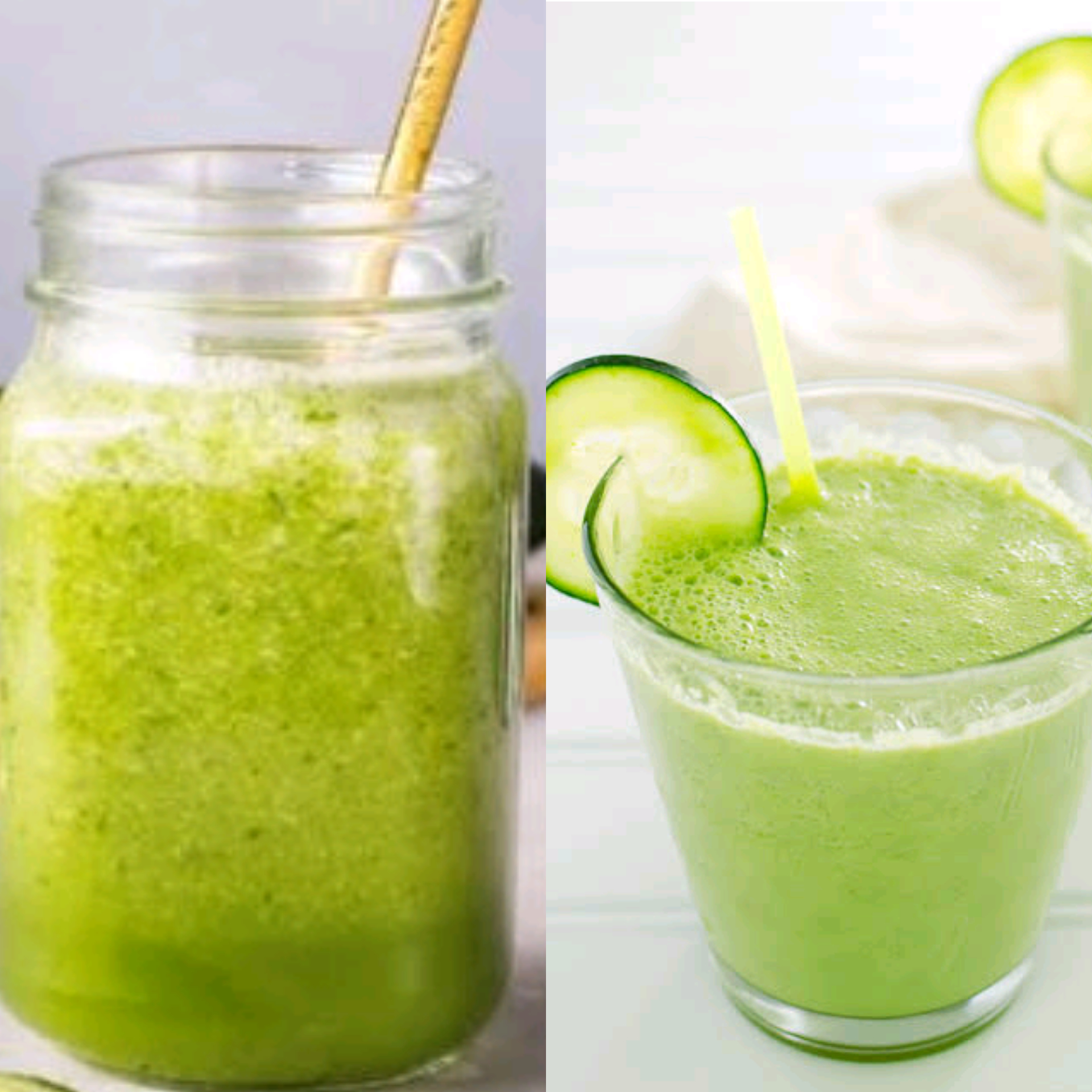 Natural Health Benefits Of Cucumber, Lemon and Ginger Juice You Should Know